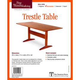 Trestle Table...