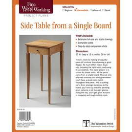 Side Table from a...